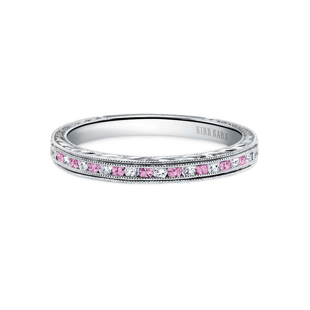 KirkKara Stella  Diamond Wedding Band K1140VD-B