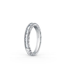 Load image into Gallery viewer, KirkKara Stella  Diamond Wedding Band K1151D-B