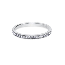 Load image into Gallery viewer, KirkKara Stella  Diamond Wedding Band K1290D-B1