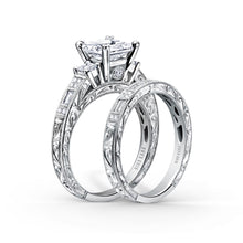 Load image into Gallery viewer, KirkKara Charlotte  Diamond Engagement Ring