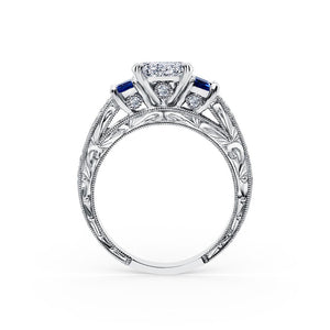 KirkKara Charlotte  Diamond Engagement Ring