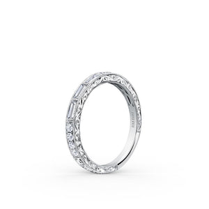 KirkKara Charlotte  Diamond Wedding Band K170-B