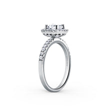 Load image into Gallery viewer, KirkKara Carmella Round Diamond Diamond Engagement Ring