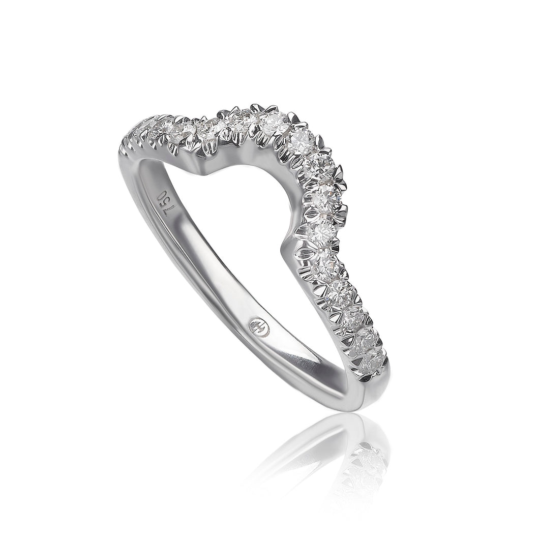 Diamond Christopher Designs Wedding Band (0.34 CTW)