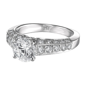 Scott Kay Luminaire Engagement Ring (0.45  CTW)