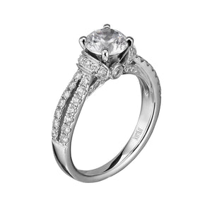 Scott Kay Luminaire Engagement Ring (0.58  CTW)