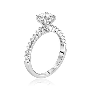 Scott Kay Luminaire Engagement Ring (0.34  CTW)