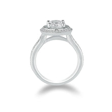 Load image into Gallery viewer, Fana Round Diamond Engagement Ring (0.65 CTW)