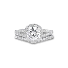 Load image into Gallery viewer, Fana Round Diamond Engagement Ring (0.81 CTW)