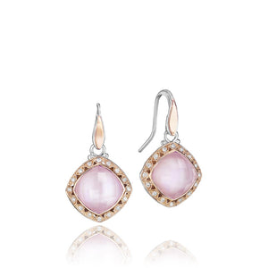Tacori Lilac Blossoms Gemstone Earring (9.42 CTW)