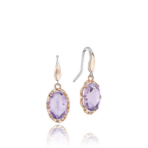 Tacori Color Medley Gemstone Earring (6.36 CTW)