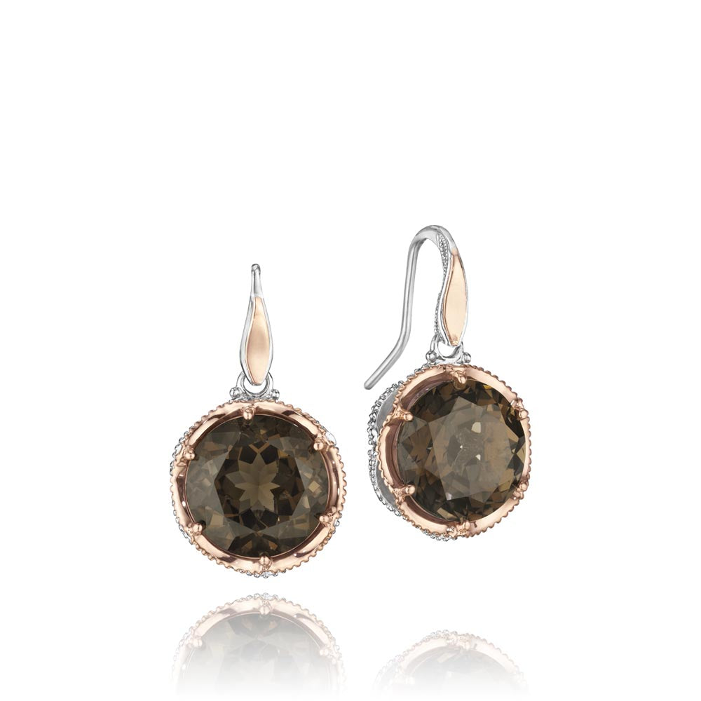 Tacori Color Medley Gemstone Earring (14.7 CTW)