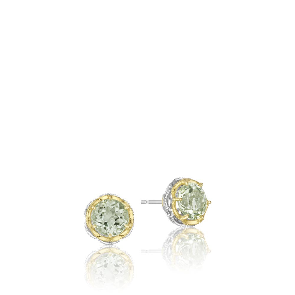 Tacori Color Medley Gemstone Earring (3.7 CTW)