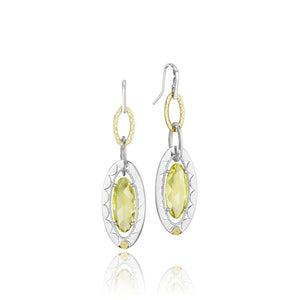Tacori Color Medley Gemstone Earring (9.9 CTW)