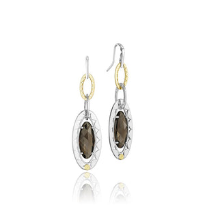 Tacori Color Medley Gemstone Earring (9.6 CTW)