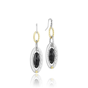 Tacori Classic Rock Gemstone Earring (9.54 CTW)