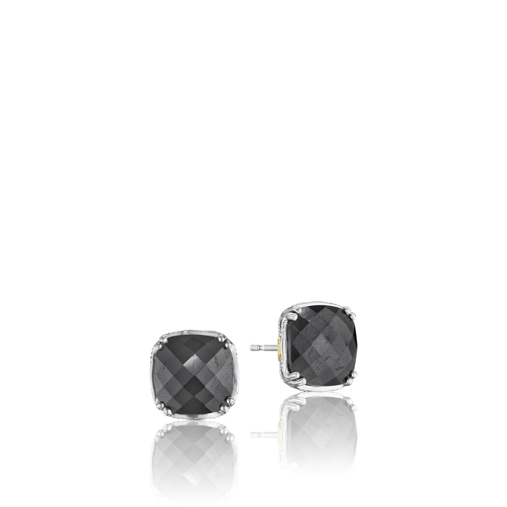Tacori Classic Rock Gemstone Earring (10.95 CTW)