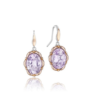 Tacori Color Medley Gemstone Earring (11.5 CTW)