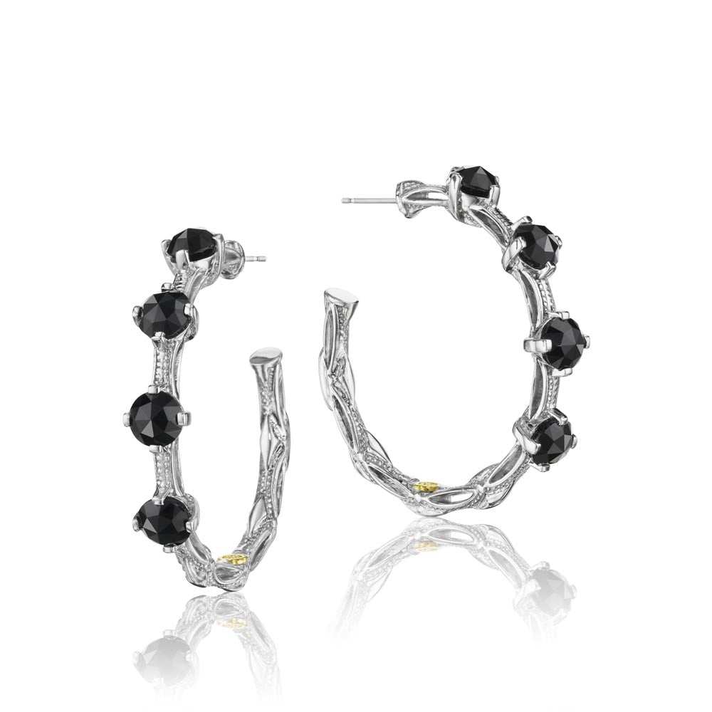 Tacori Classic Rock Gemstone Earring (3.6 CTW)