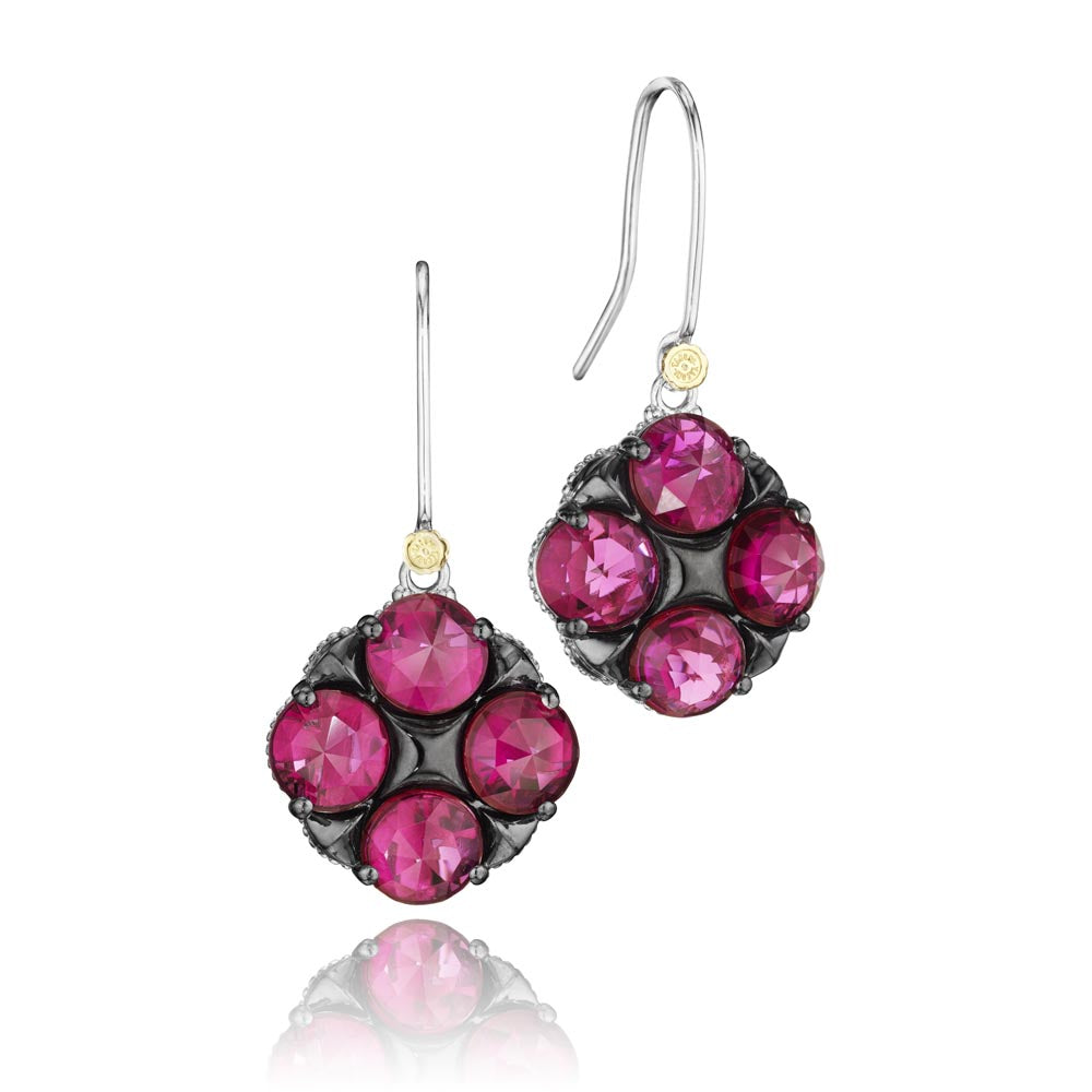Tacori City Lights Gemstone Earring (10.56 CTW)