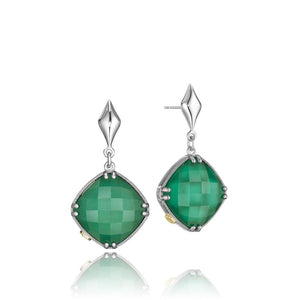 Tacori City Lights Gemstone Earring (10 CTW)