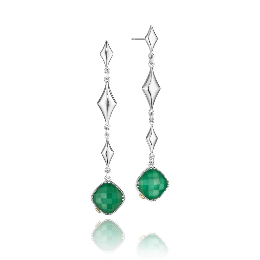 Tacori City Lights Gemstone Earring (5.4 CTW)