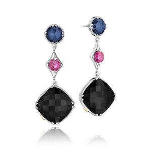 Tacori City Lights Gemstone Earring (13 CTW)