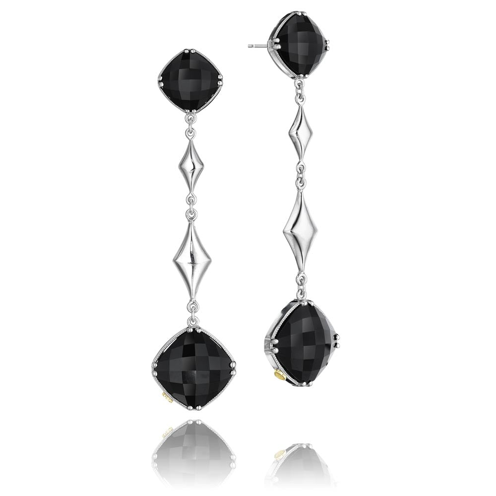 Tacori City Lights Gemstone Earring (14.3 CTW)