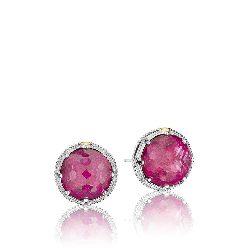 Tacori City Lights Gemstone Earring (16.76 CTW)