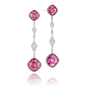 Tacori City Lights Gemstone Earring (19.8 CTW)