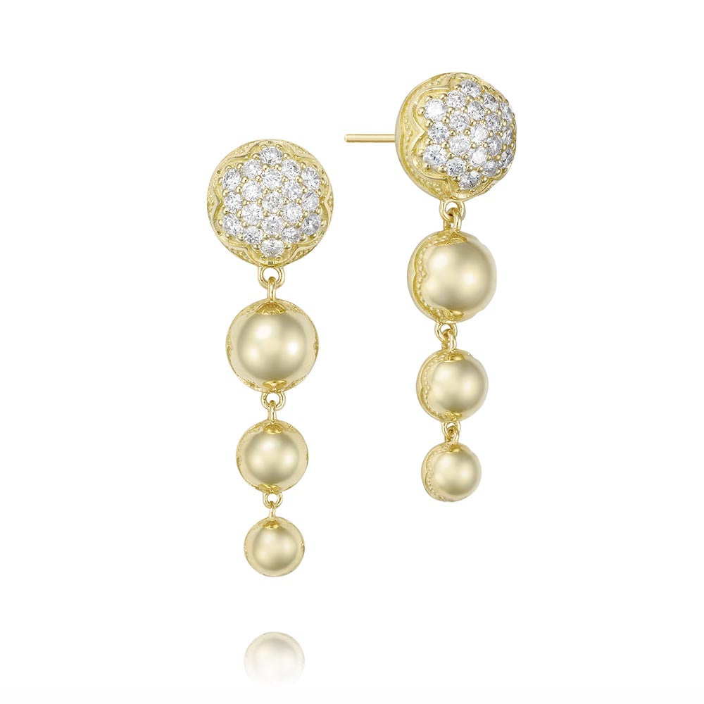 Tacori Sonoma Mist Diamond Fashion Earring (0.8 CTW)