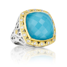 Load image into Gallery viewer, Tacori Island Rains Bold Crescent Crown Ring SR101Y05_10