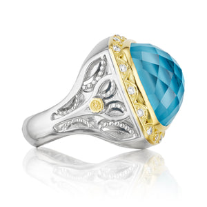 Tacori Island Rains Bold Crescent Crown Ring SR101Y05_10
