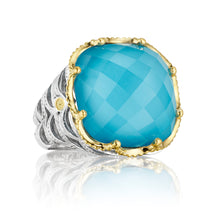 Load image into Gallery viewer, Tacori Island Rains Woven Crescent Ring SR102Y05_10