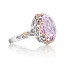 Load image into Gallery viewer, Tacori Lilac Blossoms Budding Crescent Ring SR105P13_10
