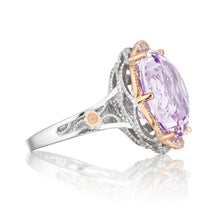 Load image into Gallery viewer, Tacori Lilac Blossoms Pavé Petals Ring SR106P13_10