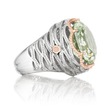Load image into Gallery viewer, Tacori Color Medley Crescent Tower Ring SR108P12_10