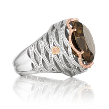 Load image into Gallery viewer, Tacori Color Medley Crescent Tower Ring SR108P17_10