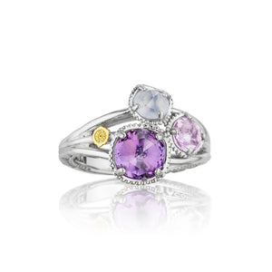 Tacori Lilac Blossoms Petite Budding Brilliance Ring SR136130126_10