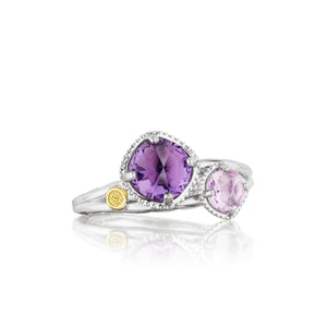 Tacori Lilac Blossoms Budding Brilliance Duo Ring SR1380113_10
