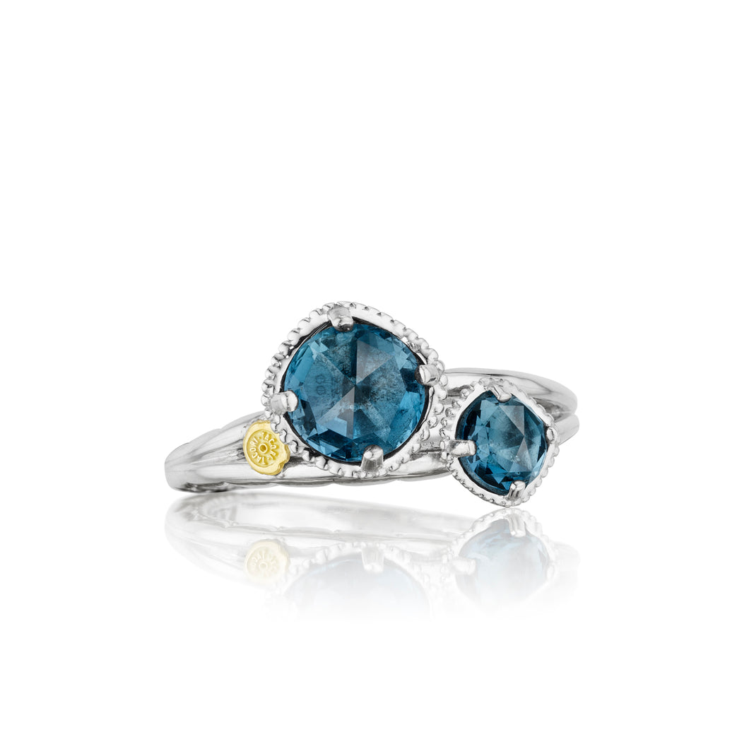 Tacori Island Rains Budding Brilliance Duo Ring SR13833_10
