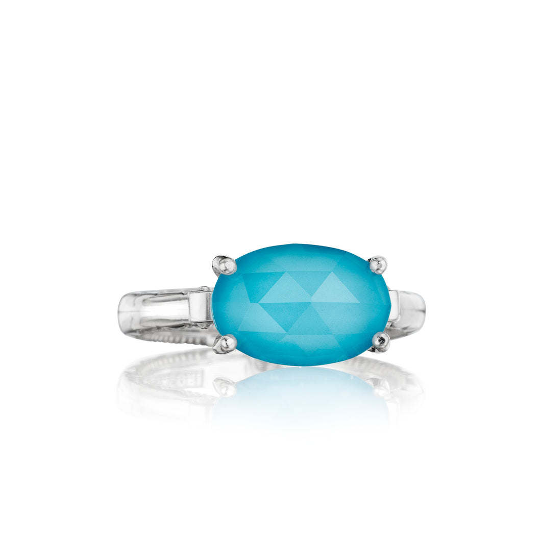 Tacori Island Rains East-West Oval Ring SR13905_10