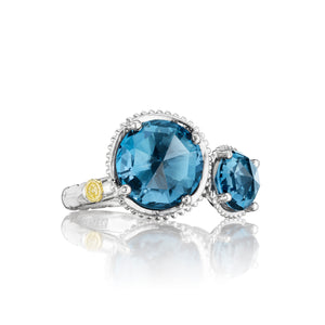 Tacori Island Rains Budding Brilliance Cluster Ring SR14233_10