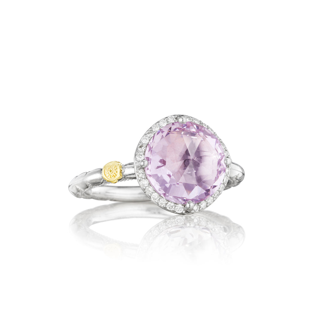Tacori Lilac Blossoms Pavé Simply Gem Ring SR14513_10