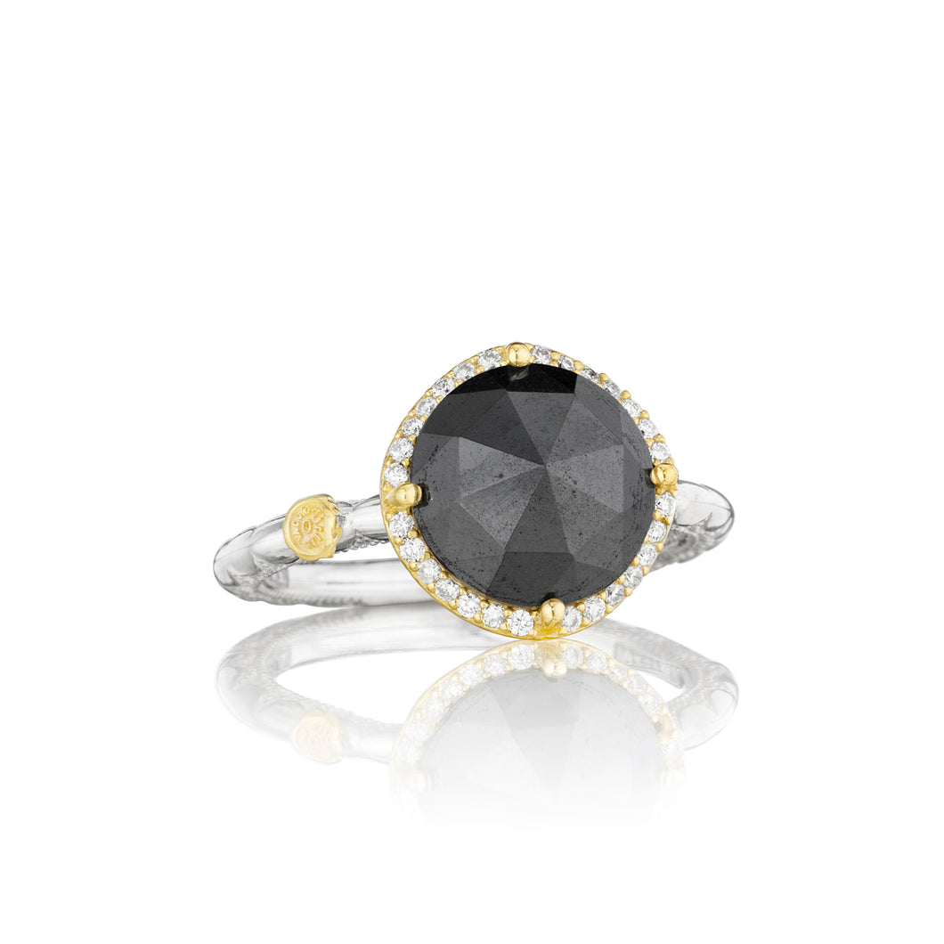 Tacori Midnight Sun Pavé Simply Gem Ring SR145Y32_10
