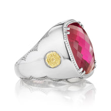 Load image into Gallery viewer, Tacori City Lights Cushion Gem Ring SR14634_10