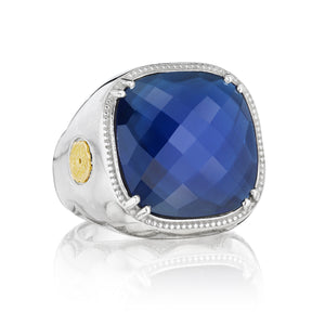 Tacori City Lights Cushion Gem Ring SR14635_10
