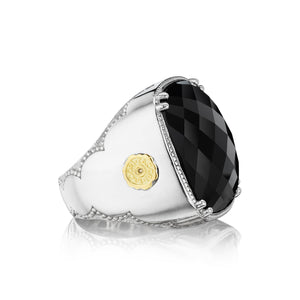 Tacori City Lights Bold Cushion Gem Ring SR14819_10