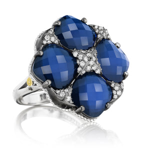 Tacori City Lights Bold Pavé Gem Tilt Ring SR16135_10