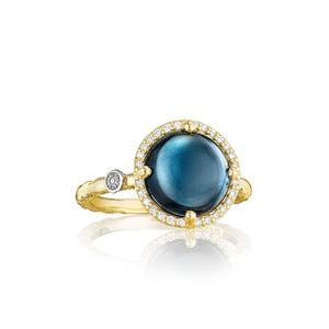 Tacori Golden Bay Pavé Simply Gem Ring SR182Y37-1_10